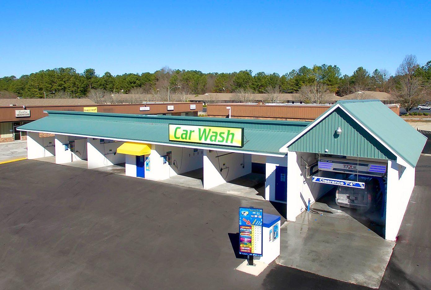 Greensboro Self Service Car Wash